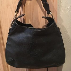 Good Used Condition Gucci Shoulder Bag